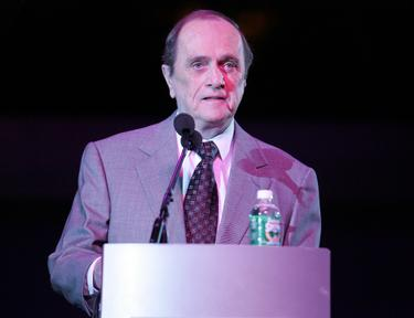 Bob Newhart at the 2005 DVD Exclusive Awards.